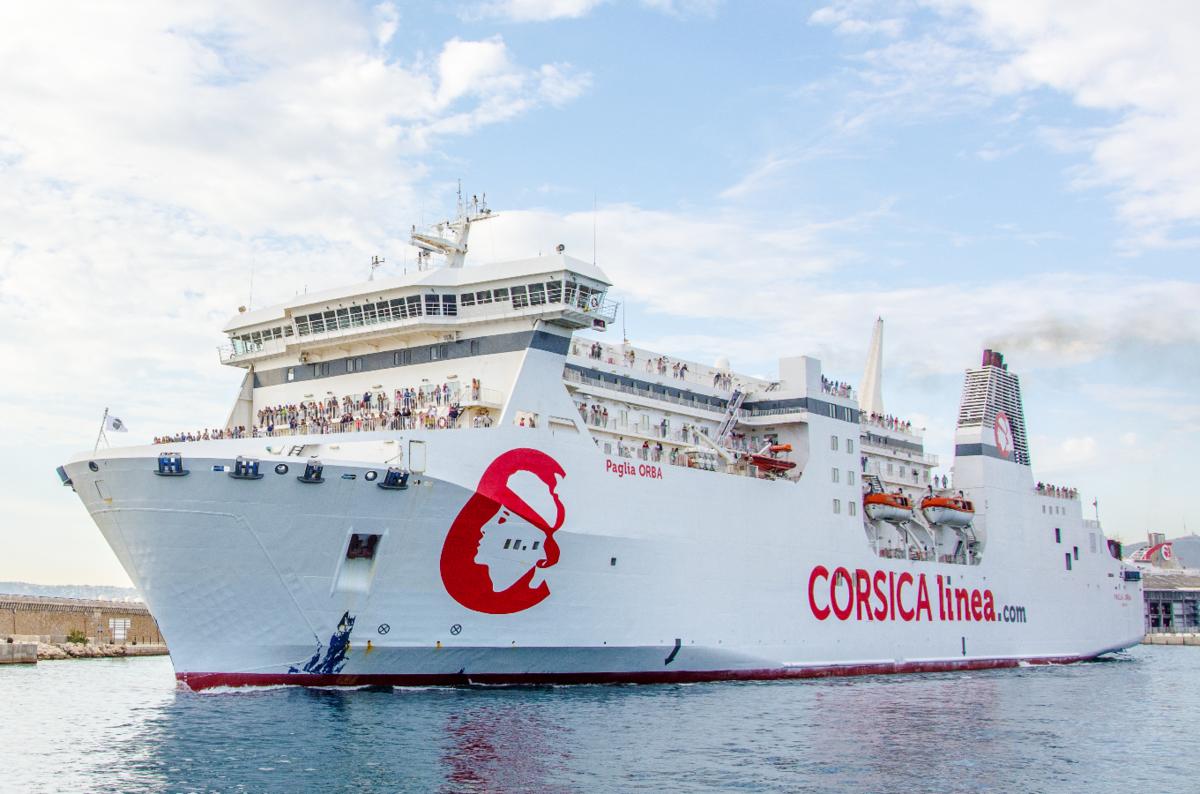 Ship A Car >> Paglia Orba (navire) — Wikipédia