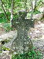 Pagny-sur-Meuse (Meuse) Chapelle de Massey croix de pierre.jpg
