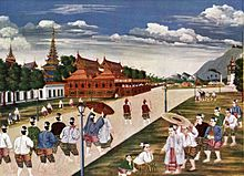Mandalay Palace - Myanmar Travel