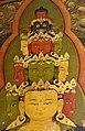 Painting in the chapel housing the burial chorten of the 10th Panchen Lama, Tashilhunpo Monastery, Shigatse, Tibet (12).jpg