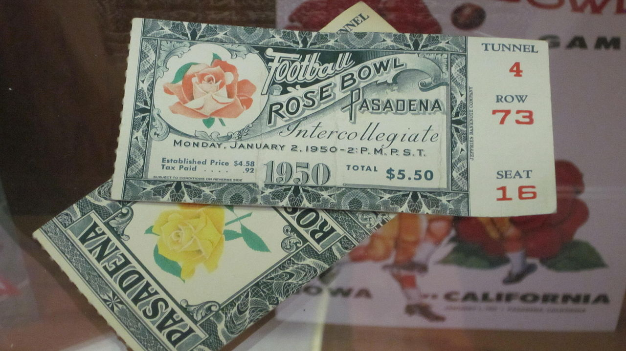 how to get rose bowl tickets