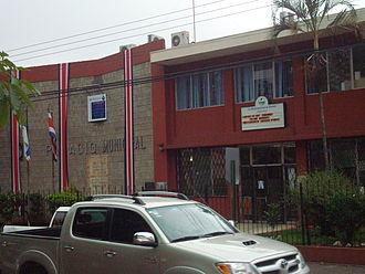 Local government in Costa Rica - Escazú's City Hall