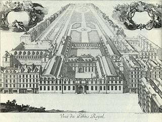 Théâtre du Palais-Royal (rue Saint-Honoré) Théâtre du Palais-Royal (1641-1781)