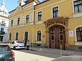 Palatul Episcopal romano-catolic din Timișoara - stânga.JPG