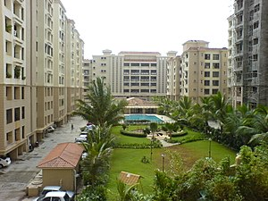 Malad - Residential Complex on Linking Road