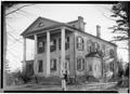 Palmer House, Ballston Lake, Saratoga County, NY HABS NY,46-BALA.V,1-1.tif