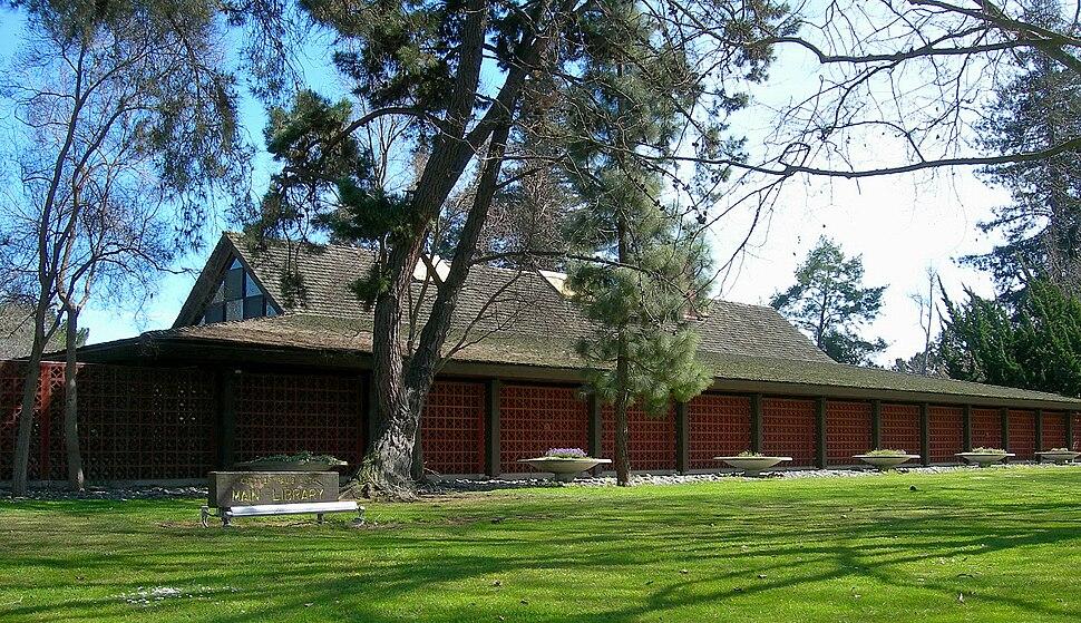 Palo Alto Main Library