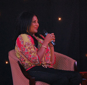 Pam Grier - Grier at the L6 fan convention in 2009
