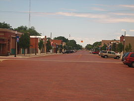 Panhandle, Texas, downtown IMG 0645.JPG
