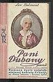 Pani Dubarry - krolewska milosnica - powiesc 1930 (93359228).jpg