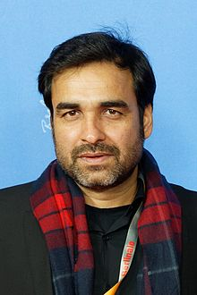 Pankaj Tripathi is an Indian actor who appears predominantly in Hindi films. He debuted in 2004 with a minor role in Run and Omkara and has since worked in more than 40 films and 60 television shows.Tripathi breakthrough came in 2012 for his supporting role in the Gangs of Wasseypur film series.[4] He has since received critical appraisal for multiple films, including Fukrey (2013), Masaan (2015), Nil Battey Sannata (2016), Bareilly Ki Barfi (2017), Newton (2017), Fukrey Returns (2017) and Stree (2018). For Newton, Tripathi earned several awards including a National Film Award – Special Mention.
