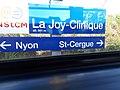 Panneau de la gare de la Joy-Clinique.jpg