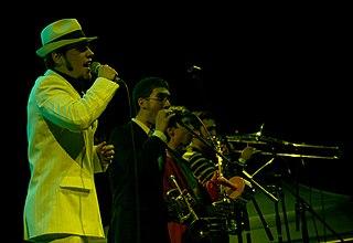 Pannonia Allstars Ska Orchestra Hungarian ska band