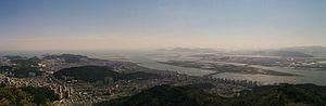 Saha District - Panorama of Saha District