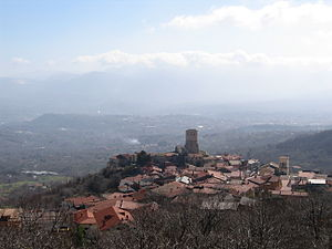 Panorama di Summonte