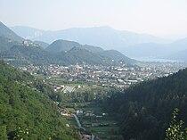 Panorama di Pergine.JPG