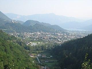 Pergine Valsugana Comune in Trentino-Alto Adige/Südtirol, Italy