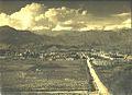 Panoramic view Cruzeiro city São Paulo State 1930s.jpg
