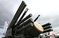 Pantsir-S1 (tracked) - Engineering Technologies 2012 -6.jpg