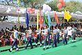 Parading the flags, Saint Umar Inter College Jhansi.jpg