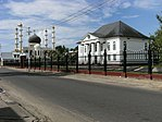 Paramaribo synagogue and mosque.JPG