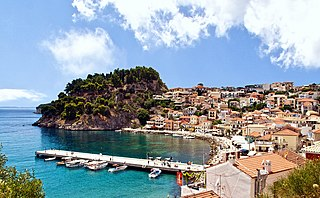 Parga Place in Greece