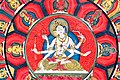 Paris - Bonhams 2016 - Tibet - Mandala d'Ushnishavijaya - circa 1500-1550 - 002.jpg