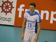 Paris Volley - Zenith Kazan, CEV Champions League, 15 February 2017 - 38.jpg