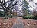 Park off Maxwell Road, Brompton - geograph.org.uk - 616961.jpg