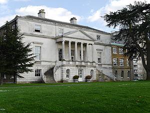 Parkstead House - House façade