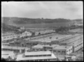Part 2 of a 2-part panorama at the opening of the Dunedin Exhibition, 17 November 1925. ATLIB 292064.png