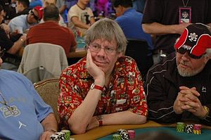 Paul Magriel - Magriel in the 2005 World Series of Poker