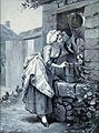 Paul Descelles-Scène galante près d'un puits.jpg
