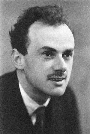 Paul Dirac cover
