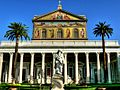 Pauls Kathedrale Rom --- Basilica di S. Paolo Fuori le Mura (8175165733).jpg