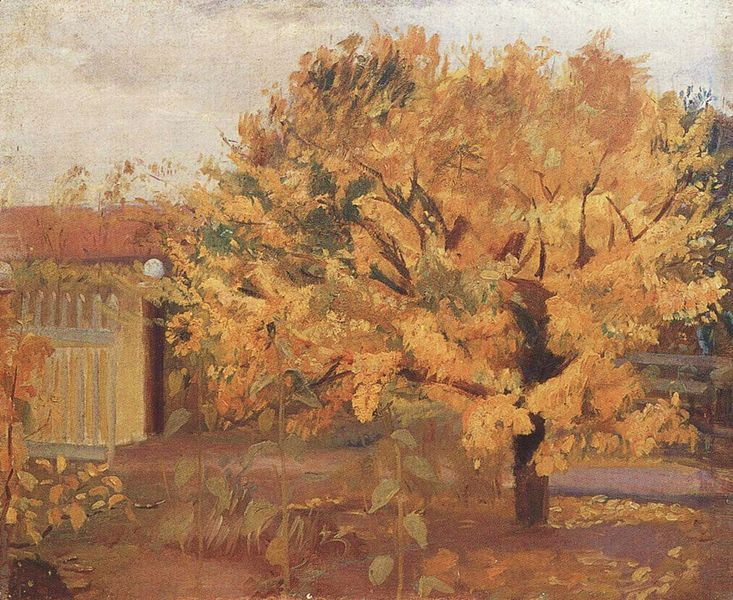 File:Pear Tree in Front Yard (Anna Ancher).jpg