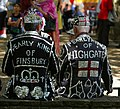 Pearly Kings taking a rest ... - geograph.org.uk - 1718274.jpg