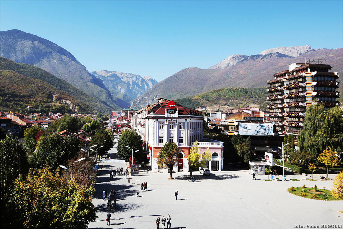 Large Square Ottoman