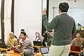 Pelatihan Wikipedia bagi anggota Wikimedia Indonesia, Jakarta, 20 Juli 2019 (08).jpg