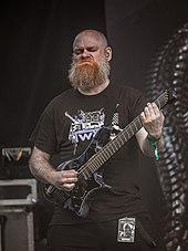 Meshuggah drummer dating