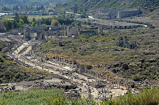 ancient Greek city in Anatolia