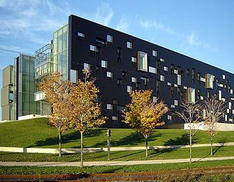 Perimeter Institute for Theoretical Physics - Image: Perimeter Institute