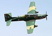 Peru Air Force - Embraer T-27 Tucano - Lofting