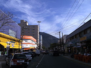 Peruíbe - Central area
