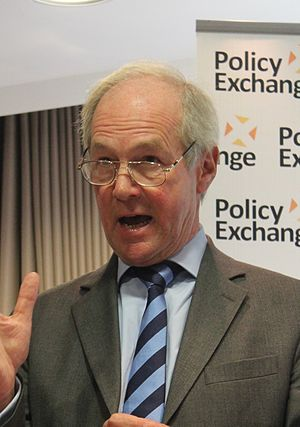 Deputy Leader of the Conservative Party (UK) - Image: Peter Lilley (cropped)