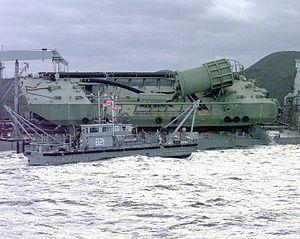 SS Petersburg (T-AOT-9101) - Image: Petersburg salm