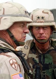 involvement in the iraq war