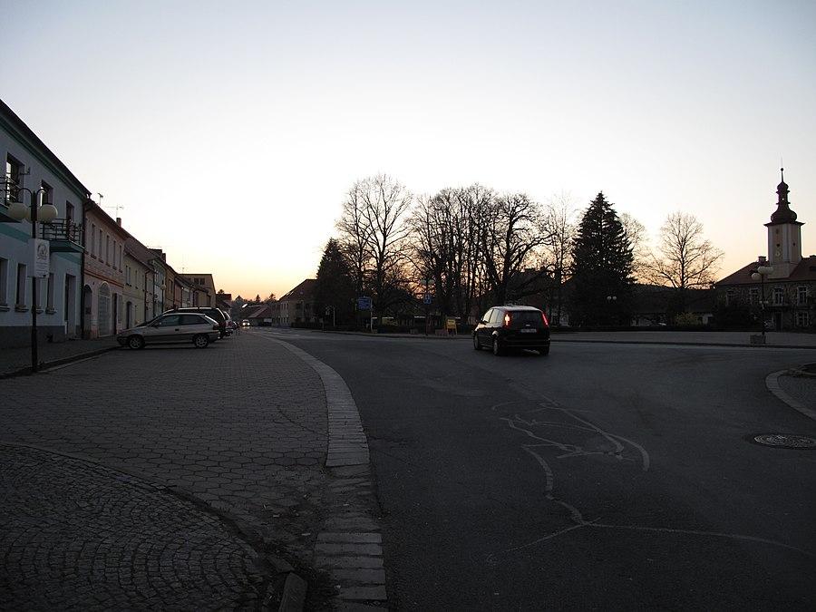 Petrovice (Příbram District)