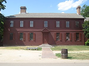 Peyton Randolph House - Image: Peyton Randolph House