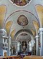 Pfarrkirche St Georg in Lüsen Innenansicht Südtirol.jpg